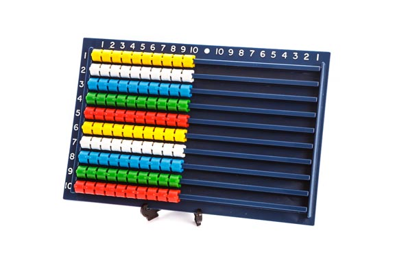 Ábaco de bolas INVICTA slide abacus