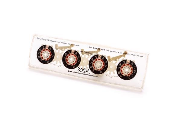 Ábaco de círculos SEE (transparente)