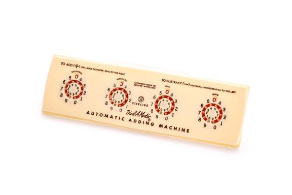 Ábaco de círculos DIAL-A-MATIC STERLING
