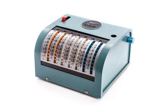Calculadora educativa SWIFT Handy calculator