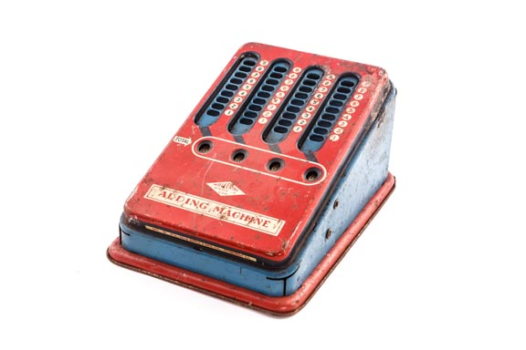 Calculadora educativa WOLVERINE Adding Machine