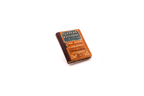 """Calculadora libro de multiplicación """"Cuentas Ajustadas"""""""