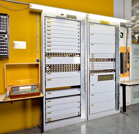 Central telefónica Ericsson ARD – 561