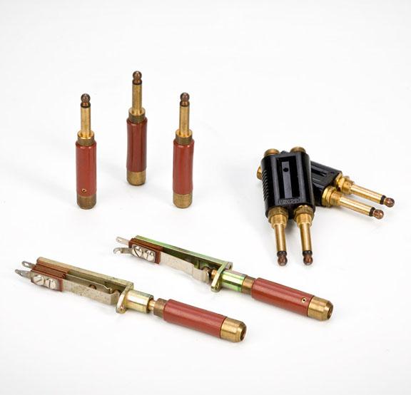 Clavijas de audio tipo Jack (conector)