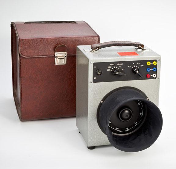 Distorsiómetro estroboscópico