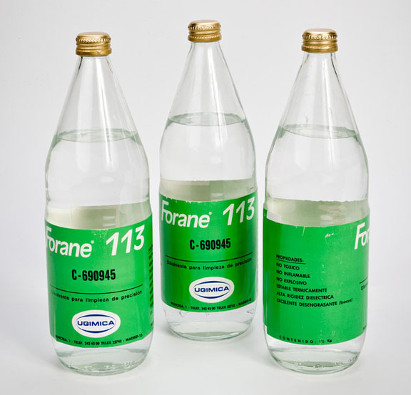 Limpiador electrónico Forane 113