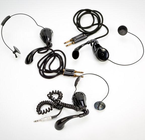 Microteléfono de operadora