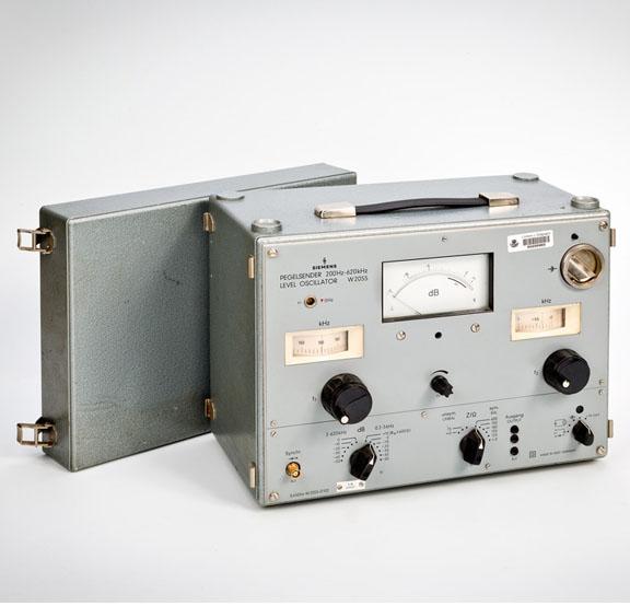 Generador de frecuencias Siemens W2055