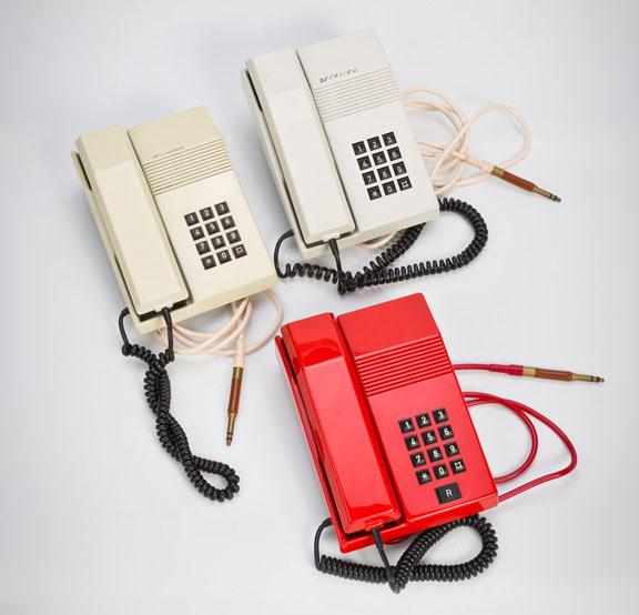 Teide telefonoa – A modeloa