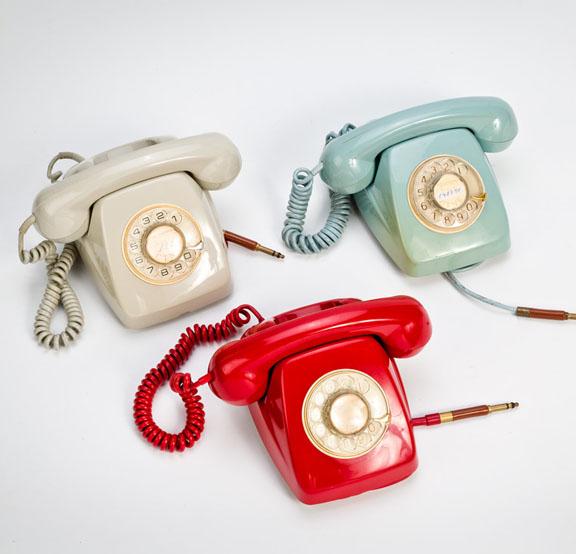 Heraldo telefonoa