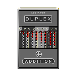 Addiator Duplex