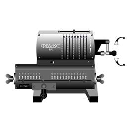 Calculadora Original Odhner-Feliks